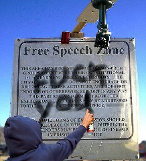 free-speech-zone-reaction