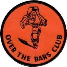 over the bars