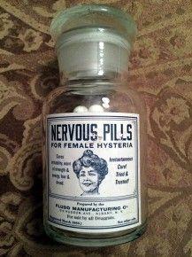 nervous pills