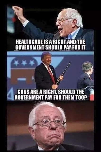 Bernie Burn