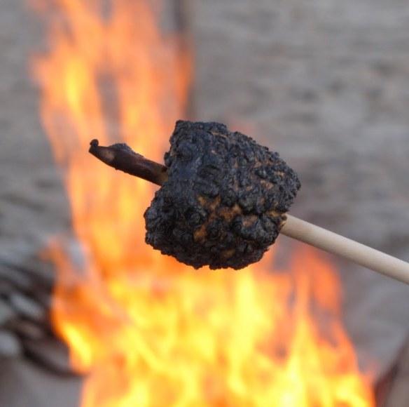 Burnt marshmallow
