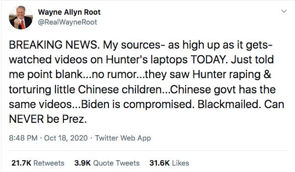 Joe Biden Walks Off When Questioned About FBI Seizing Son's Laptop 55b5cd6384235bd094df2613b661e3fec653932e5b79bc893c3bbc0db2d701cf